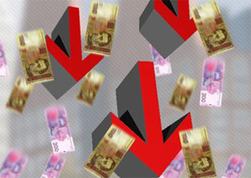 Курс національної валюти впаде ще на 10 – 12 гривень!?