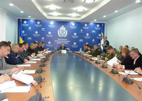 На Херсонщине появятся военные комендатуры