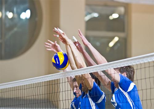 В Скадовську завершився Чемпіонат першої аматорської ліги з волейболу