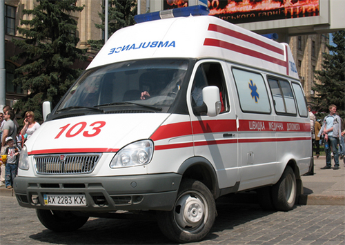 Херсонскую станцию скорой помощи сольют с областным центром экстренной медпомощи