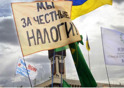 Александр Вилкул: Правительство при помощи нового налогового кодекса хочет превратить Украину в полицейское государство