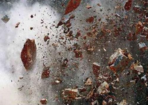 Херсонский пиротехник- любитель взорвал себя и квартиру