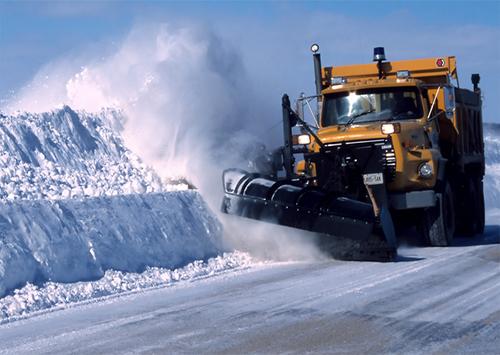 Херсонские перевозчики дали денег на топливо для снегоуборочных машин