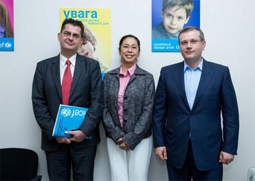 Фонд Вилкула объединил усилия с ЮНИСЕФ