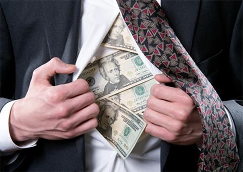 На Херсонщині розтрачено 100 тисяч бюджетних коштів