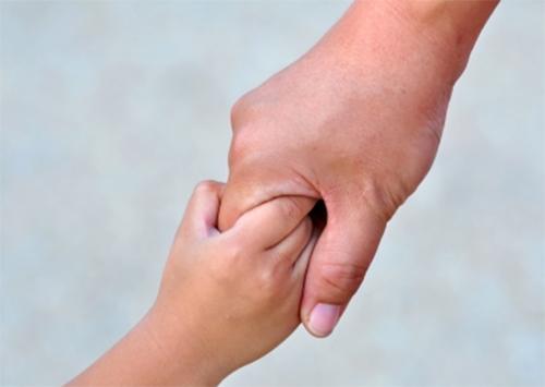 Каховка приютила детей-беженцев, потерявших родителей