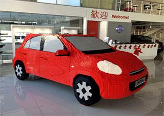 «Конструктивный» автомобиль уже в Херсоне!