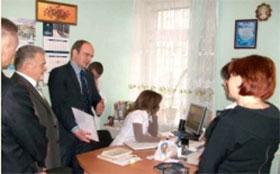 Подвысоцкий из Администрации Президента Украины посетил Скадовский район