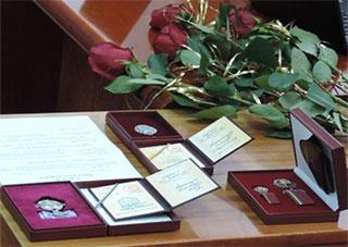 Президент України нагородив херсонців