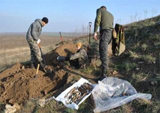 «Черные археологи» Каховки