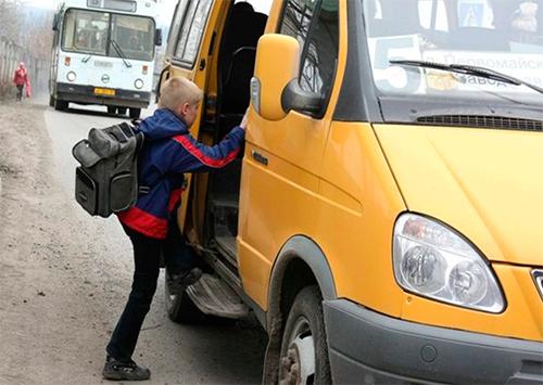 Приватні перевізники Херсона відмовляються возити школярів по 2 гривні