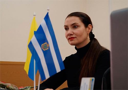 Елена Урсуленко уверена: Нужно выработать единые Правила благоустройства в Херсоне
