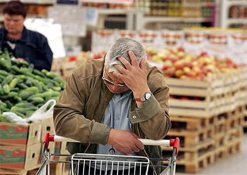 На Херсонщині ціни на продукти харчування продовжують рости