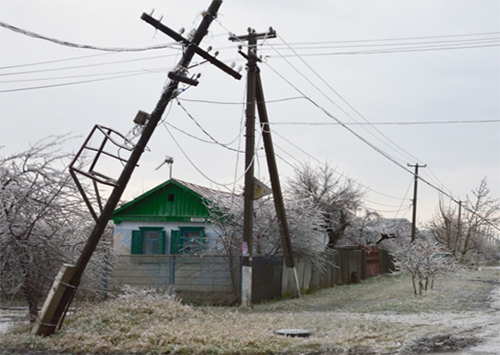 Энергетическое мародерство процветает на Херсонщине