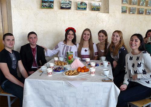 Студенти Нової Каховки на канікулах не нудьгують