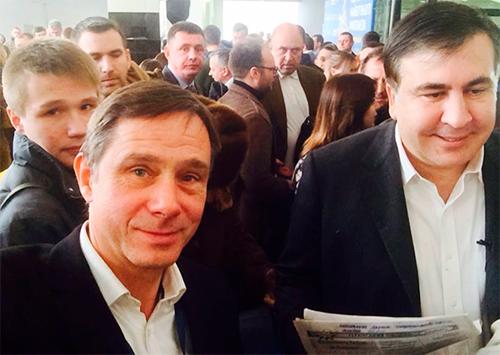Валерий Боржков верит, что и Херсон проснётся!