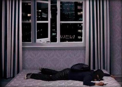 На Херсонщине вор уснул прямо на месте преступления