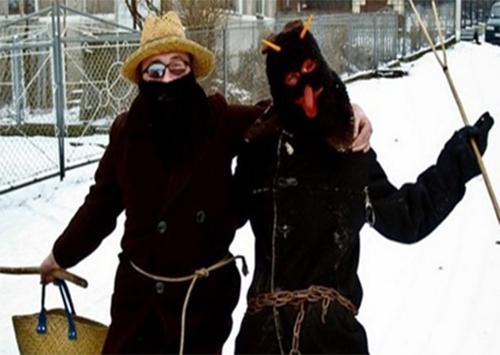 На Херсонщине задержали грабителей - колядников
