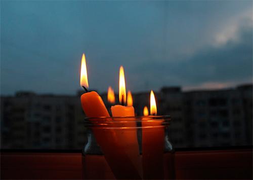 Новогодняя ночь на Херсонщине: отключения света и аварии