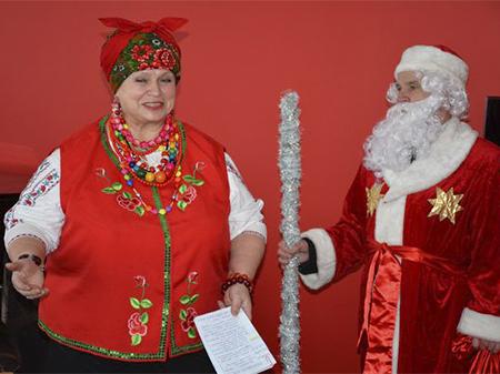 Новорічно-різдвяні посиденьки у Херсоні