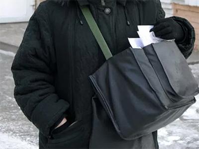 На Херсонщине почтальон украла пенсию