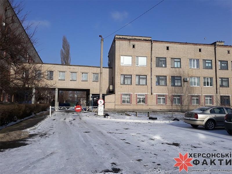 Не медицинский скандал в Каховской районной больнице на Херсонщине