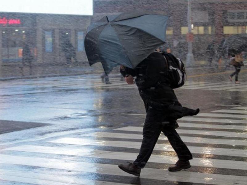 На Херсонщині очікують ускладнення погодних умов