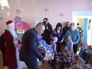 Новорічні сподівання малечі на Херсонщині