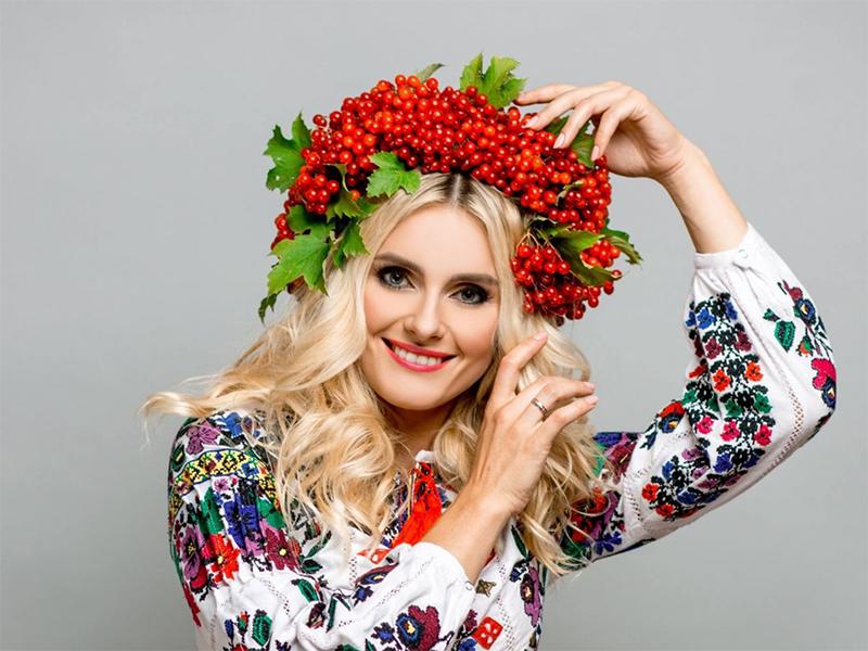 Херсон посетит украинская певица