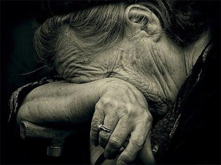 Записи в тетрадке стоили жизни старушке на Херсонщине