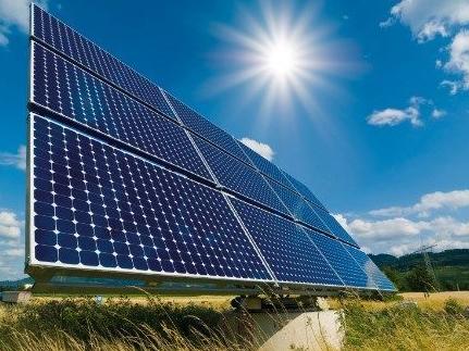 Найбільш перспективною для побудови сонячних електростанцій  є Херсонщина