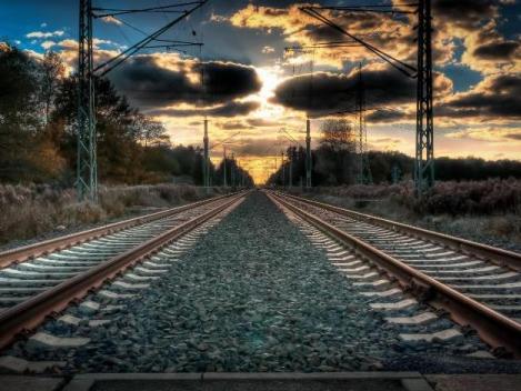 На железной дороге попался диверсант