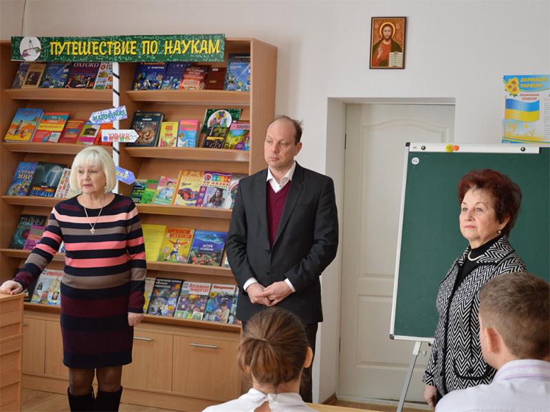 ШГТ подарили редкие книги из личной библиотеки  Олега Мишукова