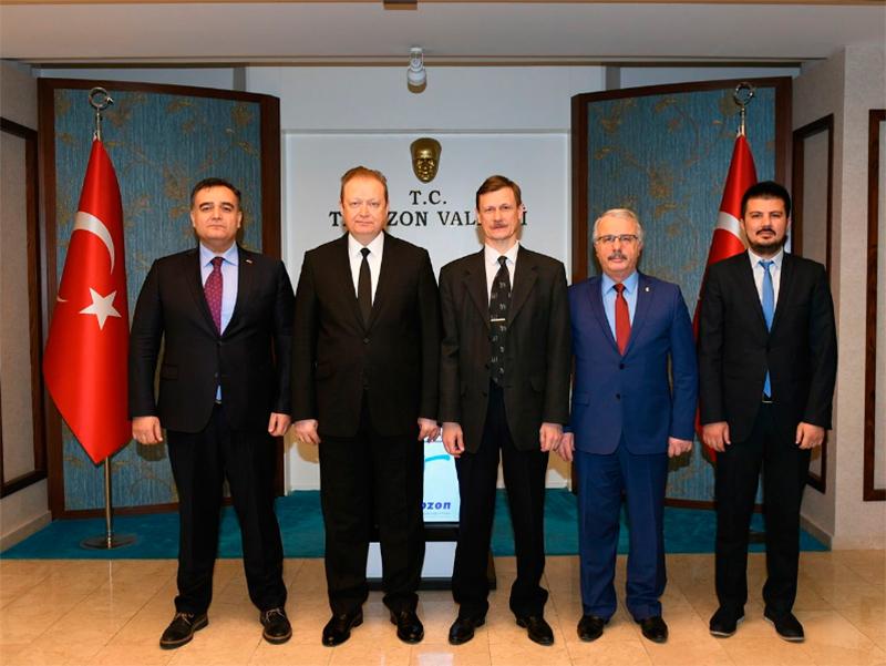 Херсонские инициативы подхватывают турки