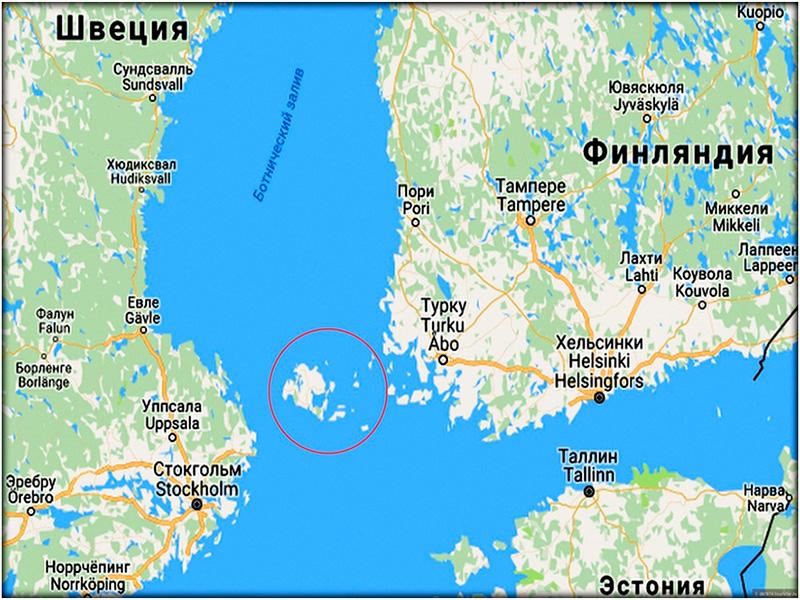 Как Финляндия решила территориальную проблему