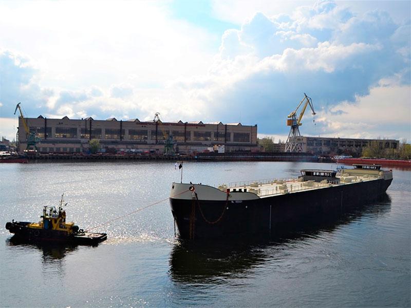 SMG заключил контракт на строительство уже четвёртого танкера-химовоза