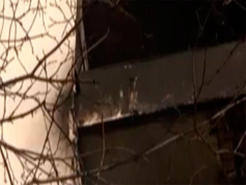 Причини новорічної пожежі в Херсоні розслідує поліція