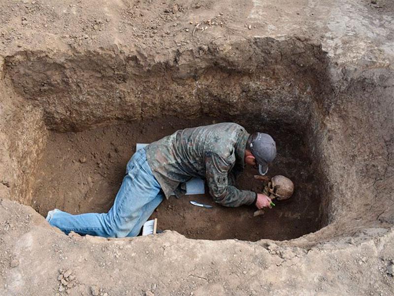Засекреченные раскопки на Херсонщине