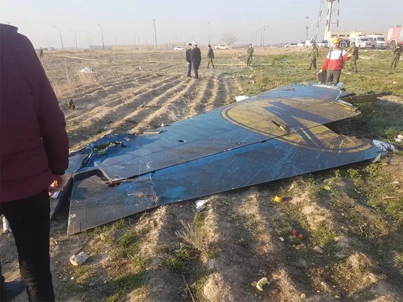 Иран признал, что ошибочно сбил самолет МАУ
