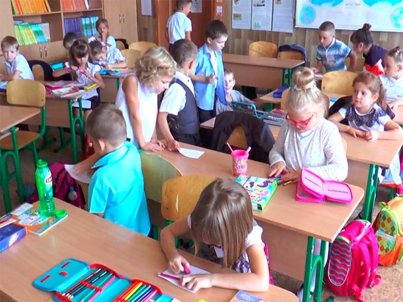 На Херсонщине учатся переселенцы