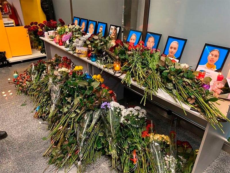 Ігор Колихаєв висловив співчуття загиблим у авіакатастрофі