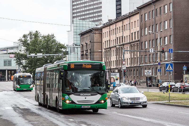 На Херсонщине появится бесплатный общественный транспорт