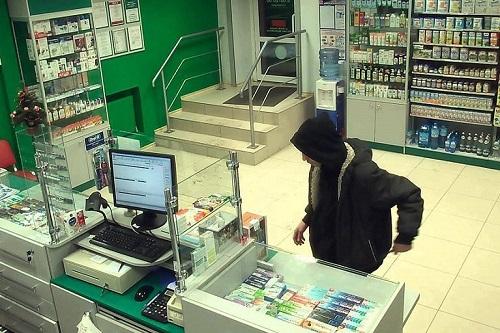 Херсонца осудили за ограбление аптеки