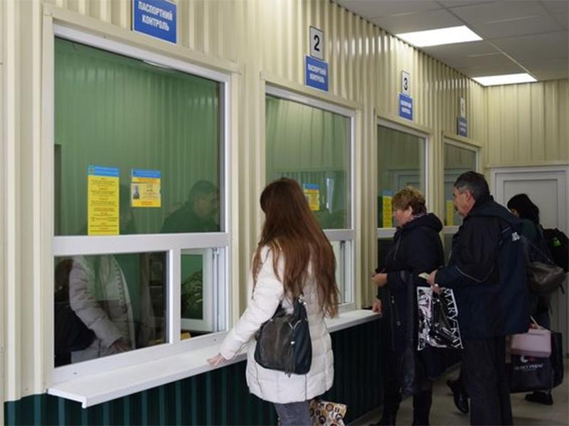 Кабмин изменил порядок пересечения границы с аннексированным Крымом
