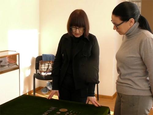 Музейні експонати від херсонської СБУ