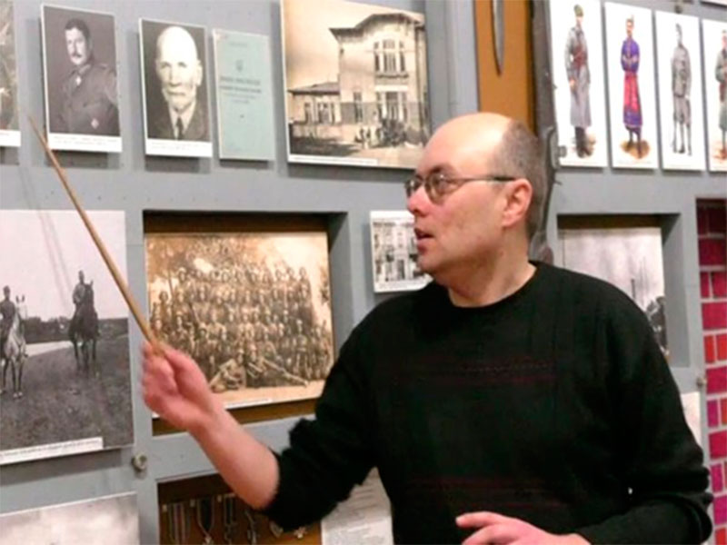 У Херсоні школярі вчать історію по експонатах музею