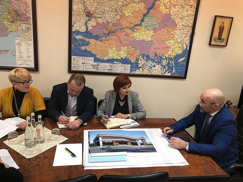 Голова Херсонської облради підтримав створення «Офісу євроінтеграції»