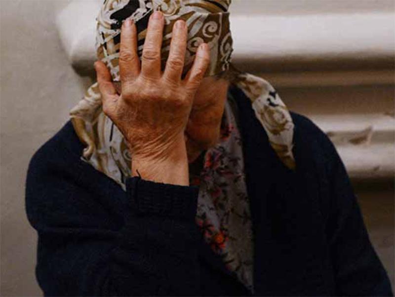 В Херсоне нападают на беззащитных пенсионеров