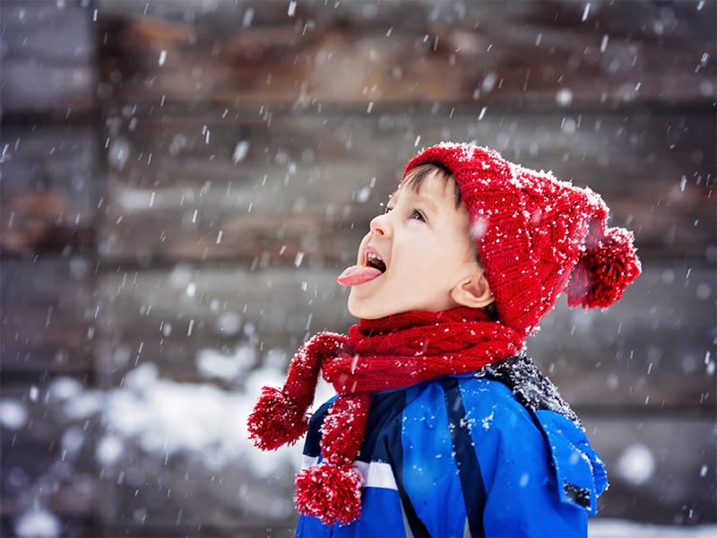 На Украину надвигаются обильные снегопады