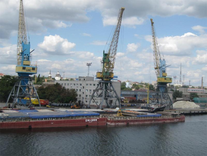 В порт «Херсон» планують інвестувати близько 300 млн грн